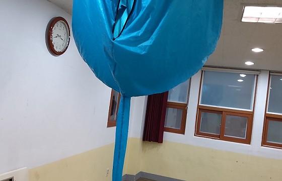 [에어컨청소] 4way 시스템 | 서울특별시 영등포구 사무실