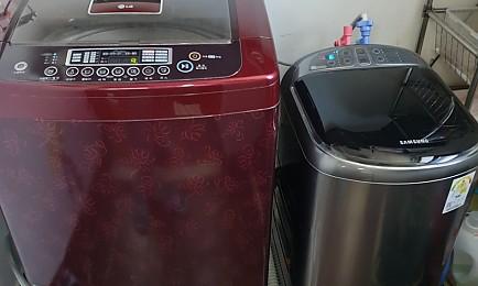 세탁기 통세척 완벽한 청소